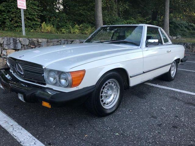Picture of '85 380SL - R1RI
