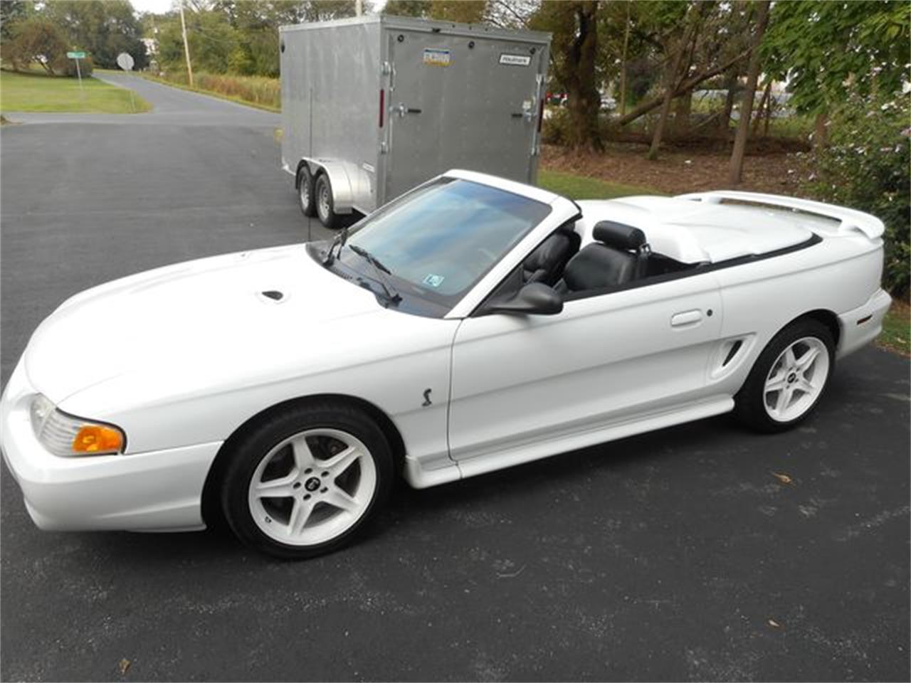 Large Picture of '97 Mustang - R1RM