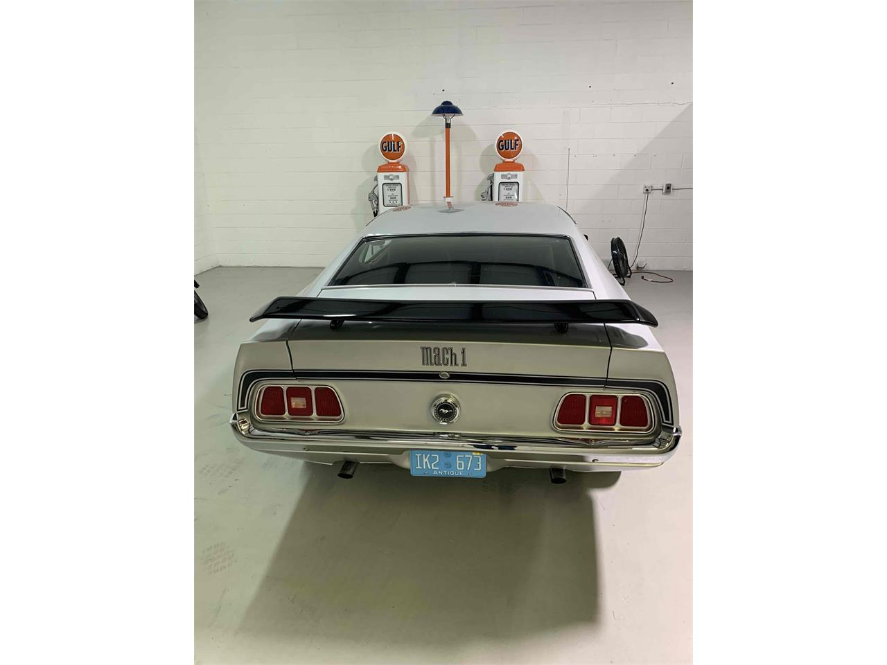 Large Picture of '71 Mustang Mach 1 - R1RX