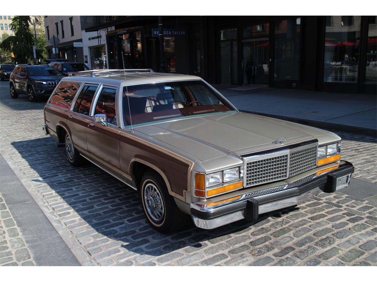 Large Picture of '81 Ford LTD located in New York New York Offered by Cooper Classics - R1S9