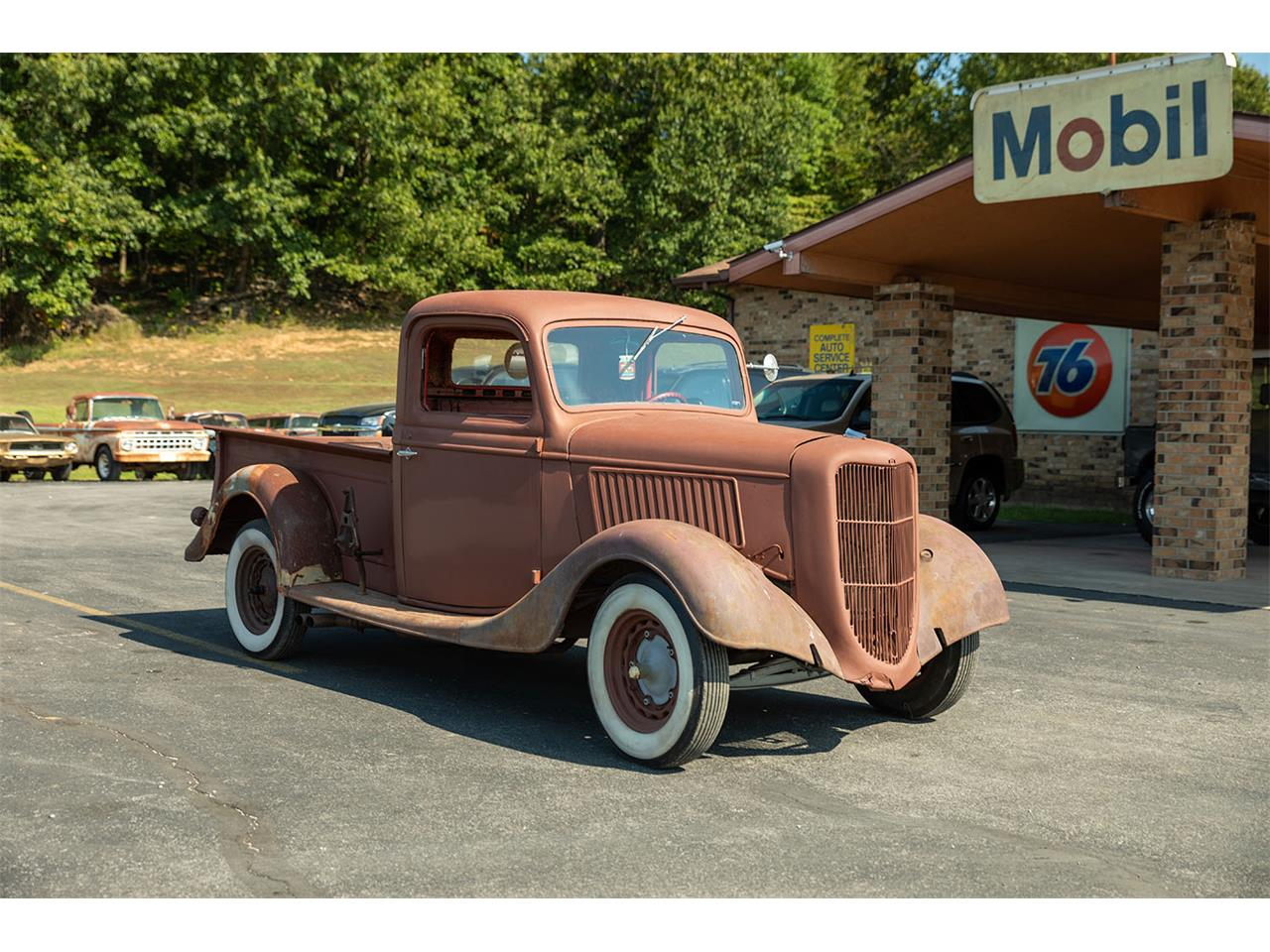 Large Picture of 1935 Ford Pickup located in Dongola Illinois - $7,500.00 - R1SC