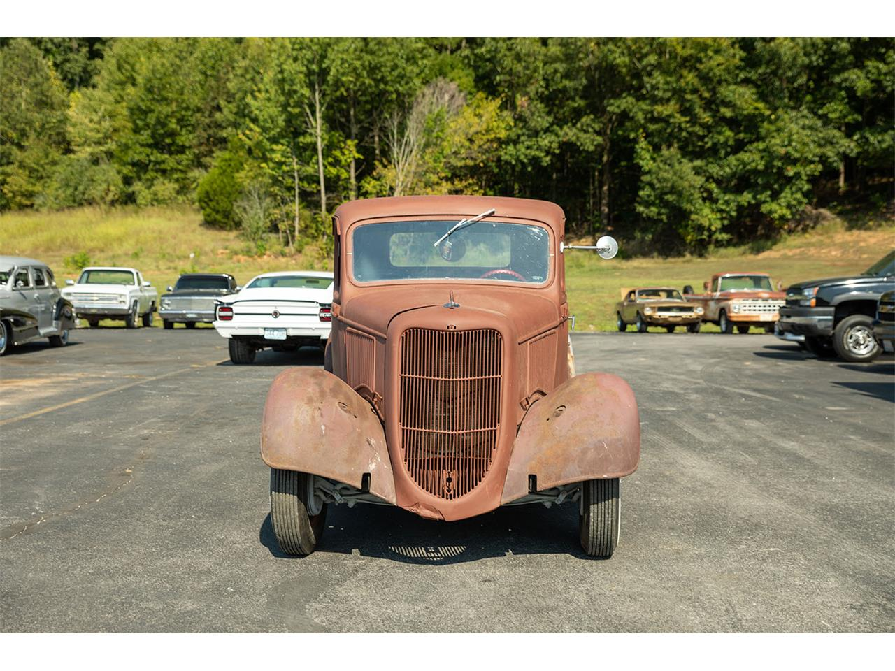 Large Picture of Classic 1935 Ford Pickup located in Dongola Illinois - R1SC