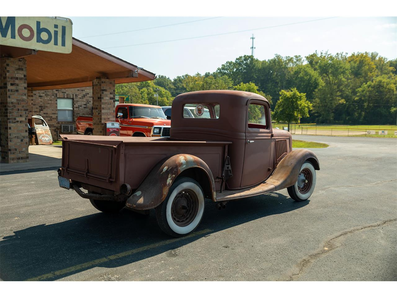 Large Picture of 1935 Ford Pickup located in Dongola Illinois - R1SC