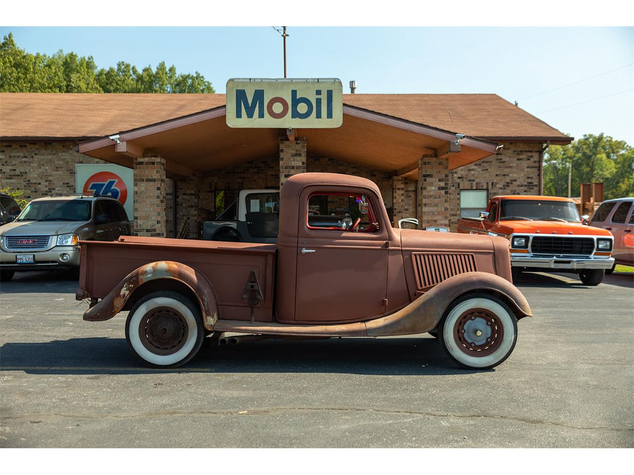 Large Picture of '35 Ford Pickup - R1SC