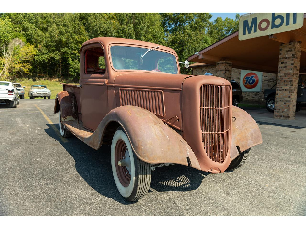 Large Picture of '35 Ford Pickup located in Illinois - $7,500.00 Offered by Curt's Classics LLC - R1SC