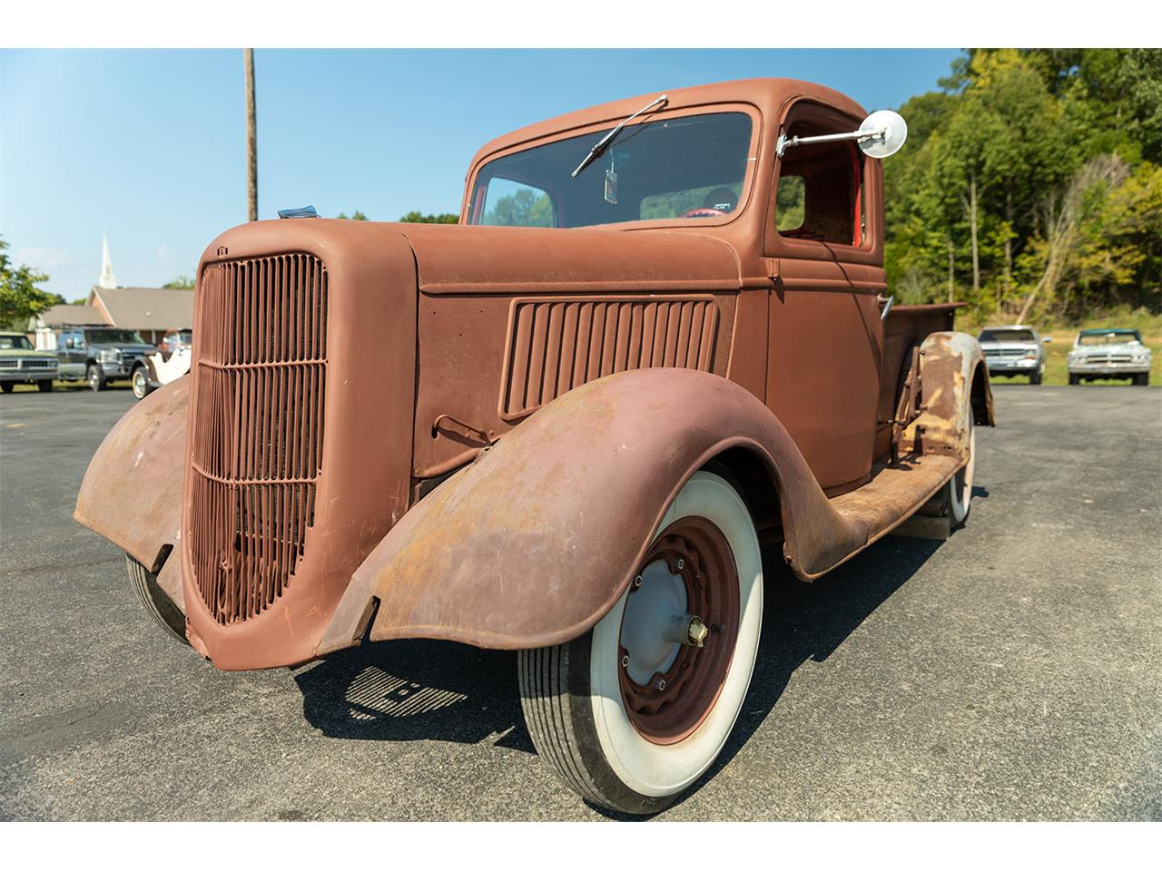 Large Picture of '35 Pickup - R1SC