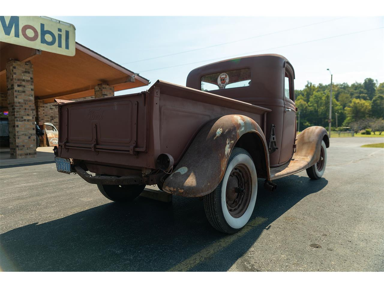 Large Picture of 1935 Ford Pickup Offered by Curt's Classics LLC - R1SC