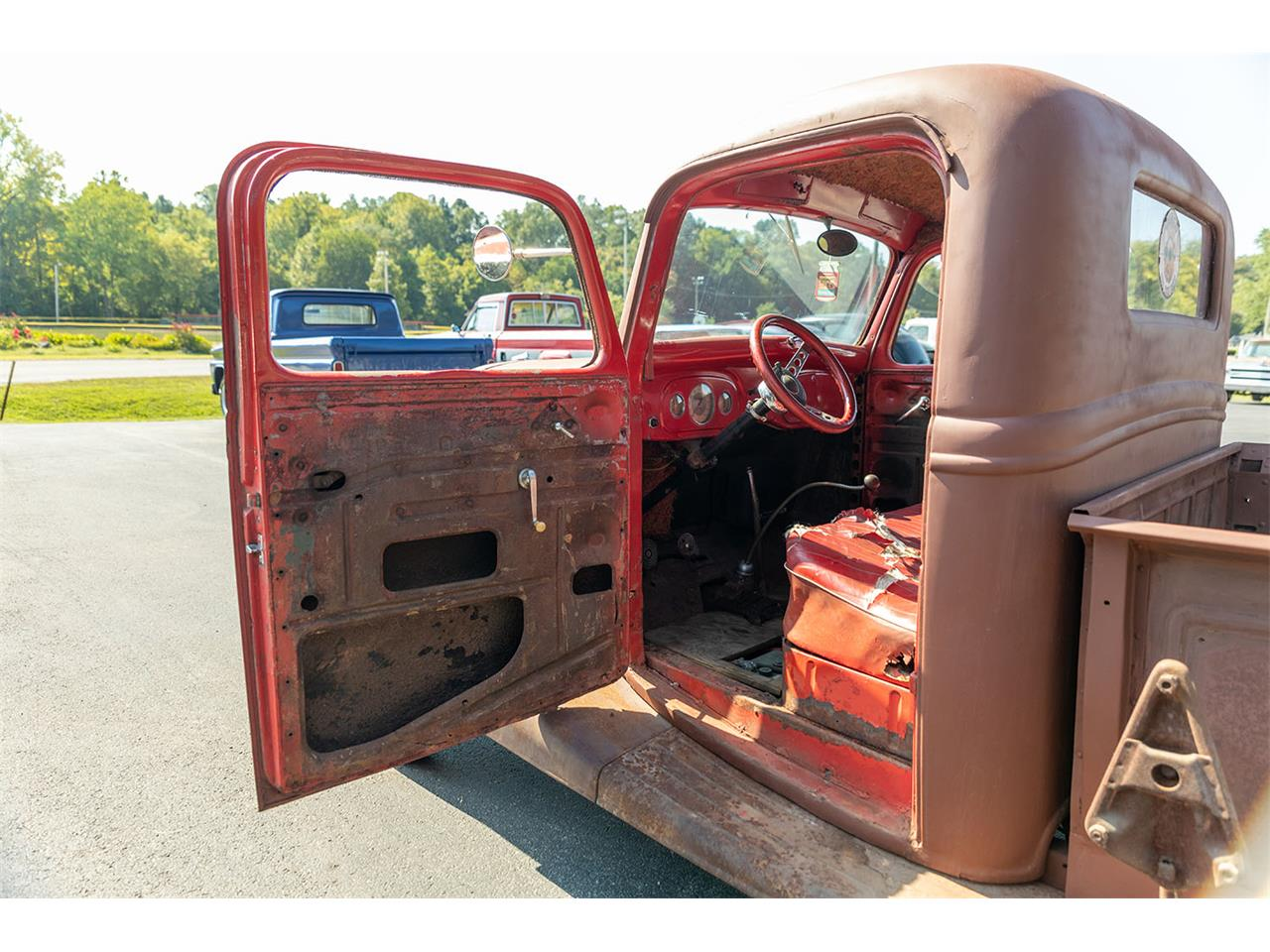 Large Picture of Classic 1935 Pickup - R1SC