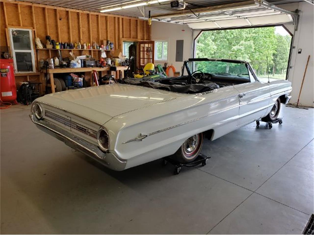 Large Picture of '64 Galaxie - R0DN
