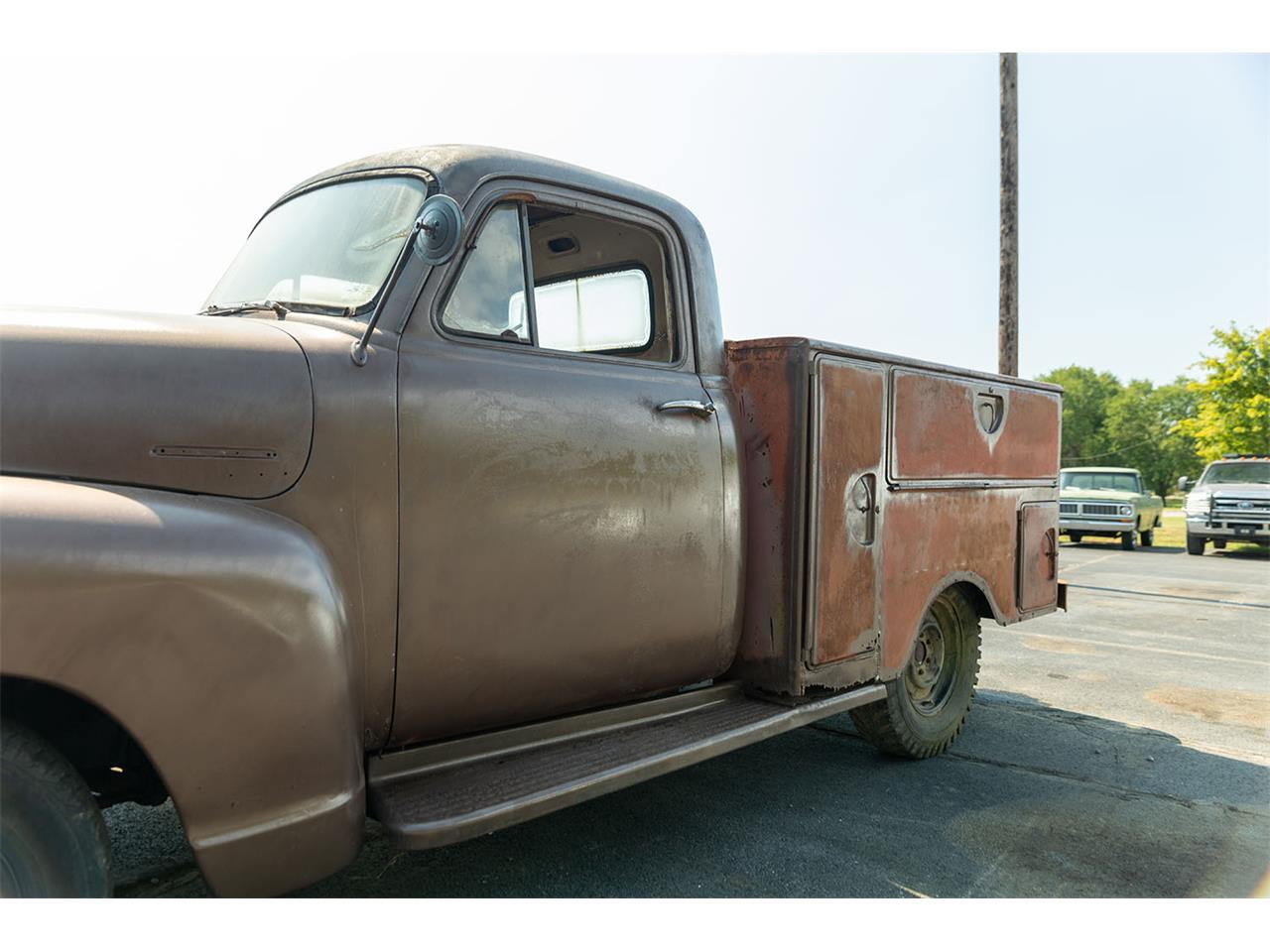 Large Picture of '54 Pickup - R1SE
