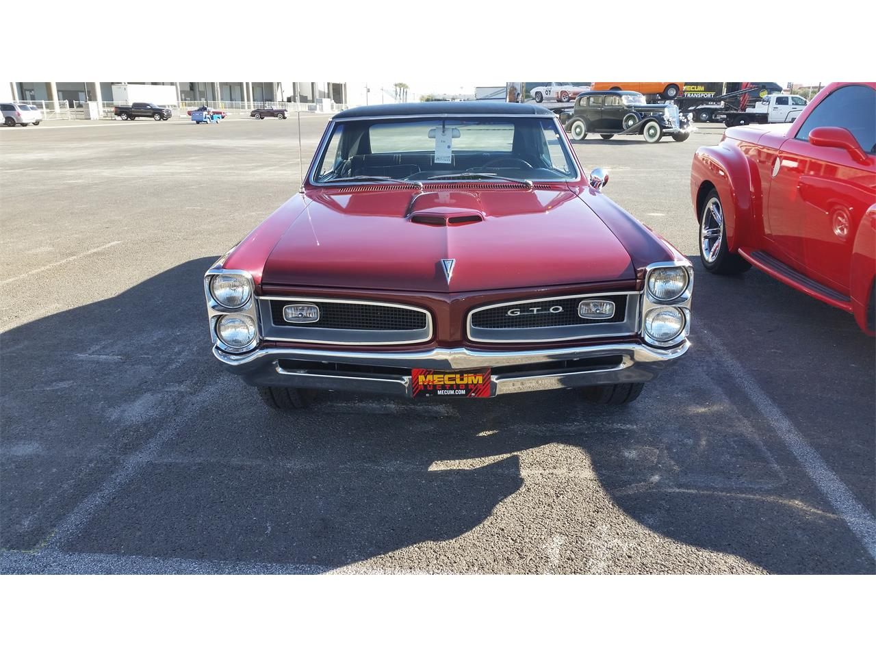 Large Picture of '66 Pontiac GTO located in Las Vegas Nevada - R1SH