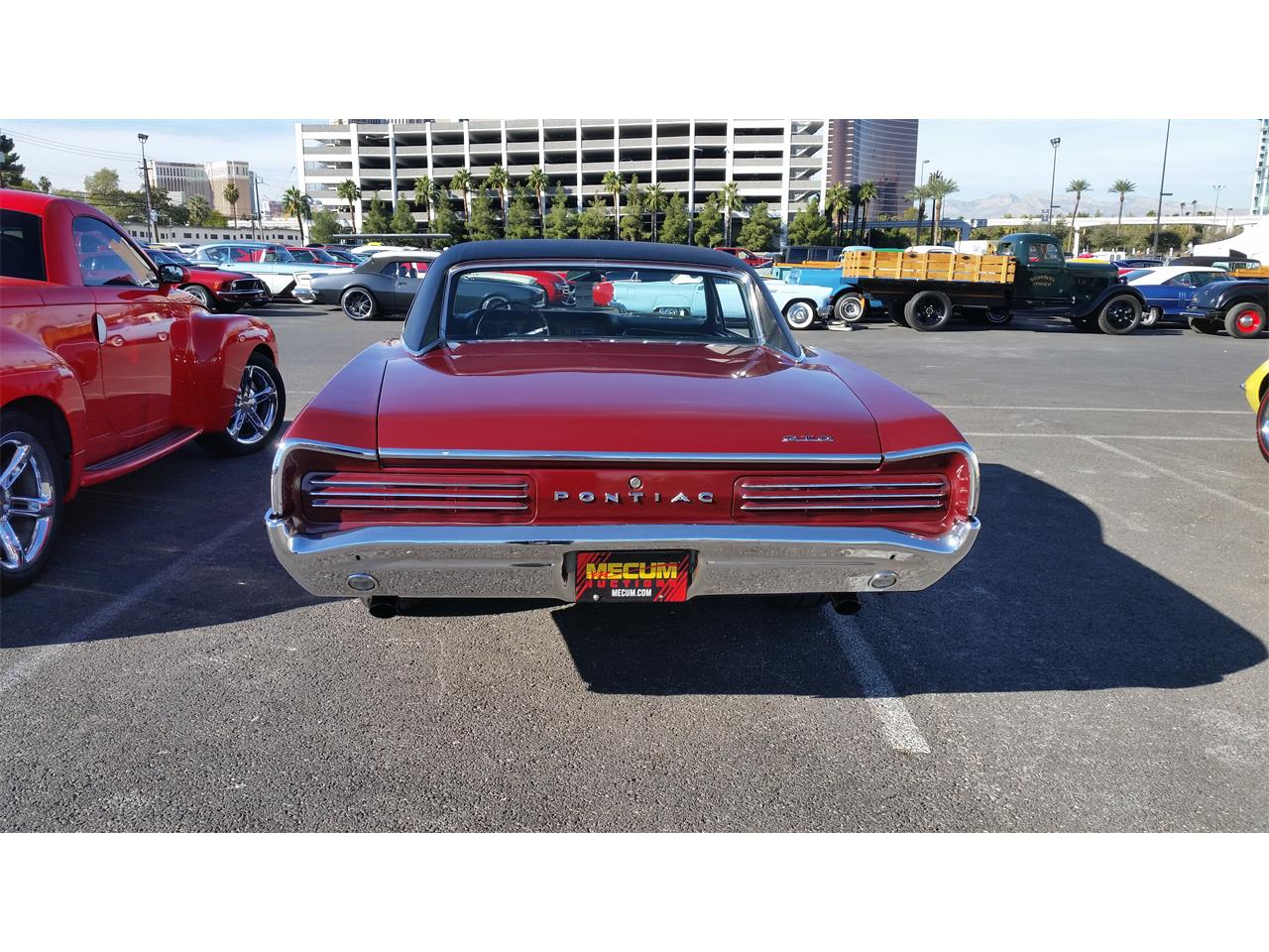 Large Picture of '66 Pontiac GTO located in Las Vegas Nevada - $40,000.00 Offered by a Private Seller - R1SH