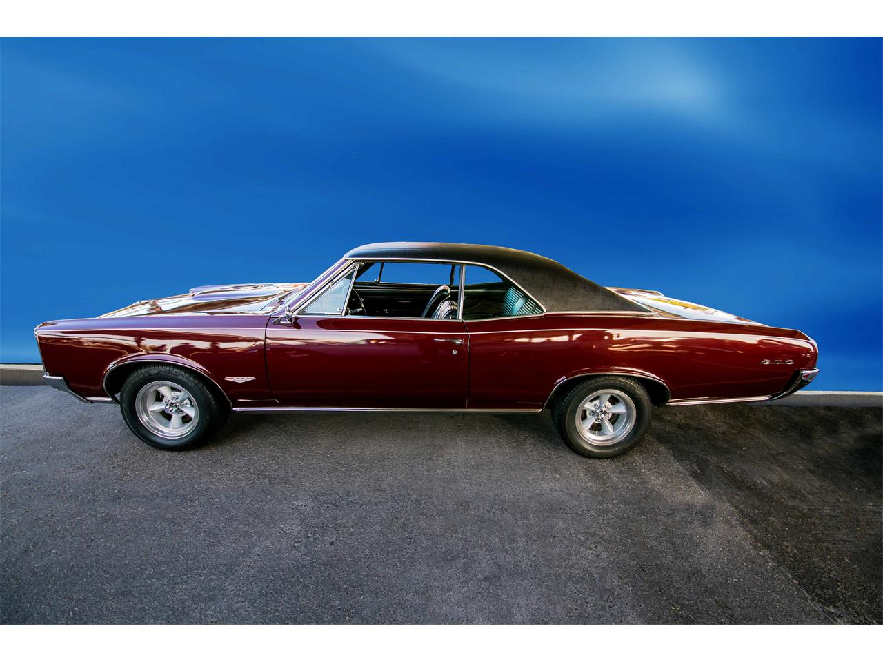 Large Picture of Classic '66 Pontiac GTO Offered by a Private Seller - R1SH