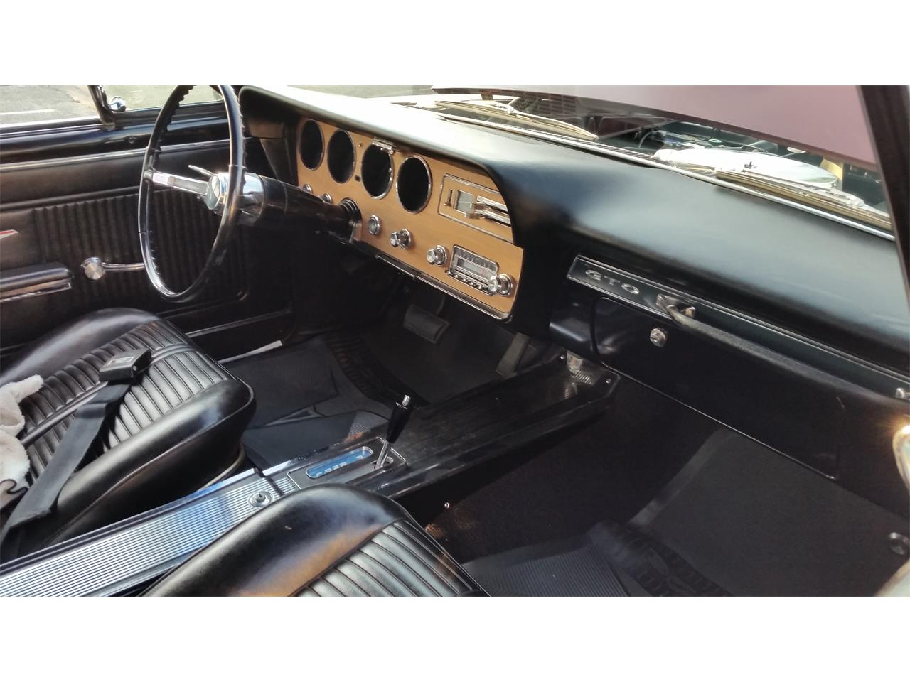 Large Picture of Classic 1966 Pontiac GTO - $40,000.00 Offered by a Private Seller - R1SH