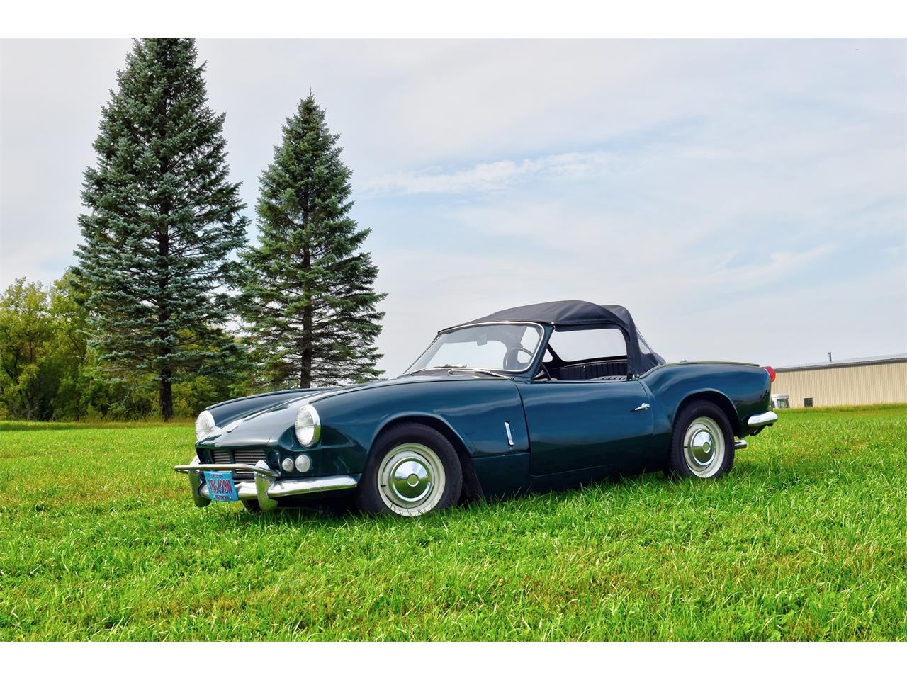 Large Picture of '65 Spitfire - R1SS