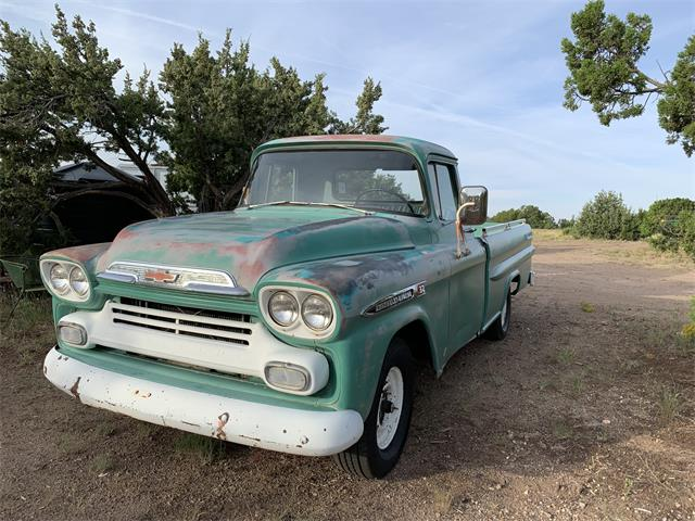Picture of Classic '59 Chevrolet Apache - $11,700.00 Offered by a Private Seller - R1ST