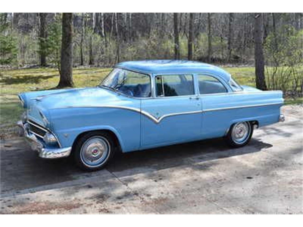 Large Picture of '55 Fairlane - R0DP