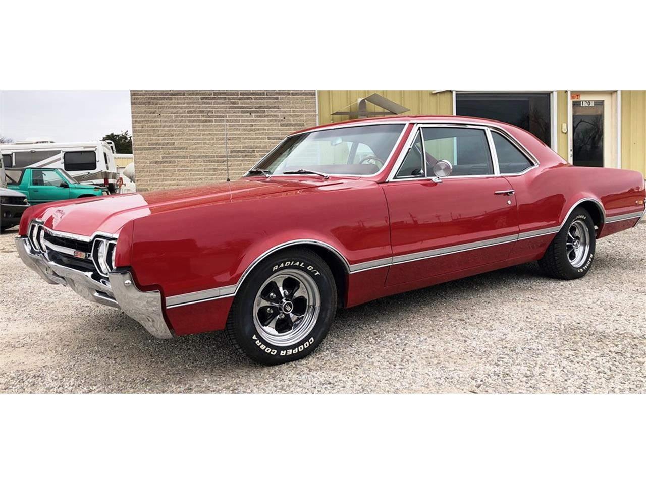 Large Picture of '66 Cutlass - R1T7