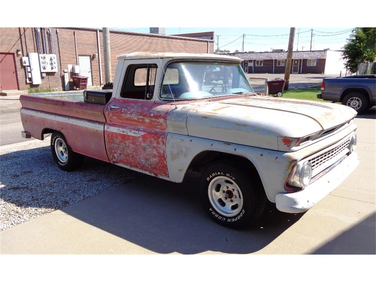 Large Picture of '63 C10 - R1T8