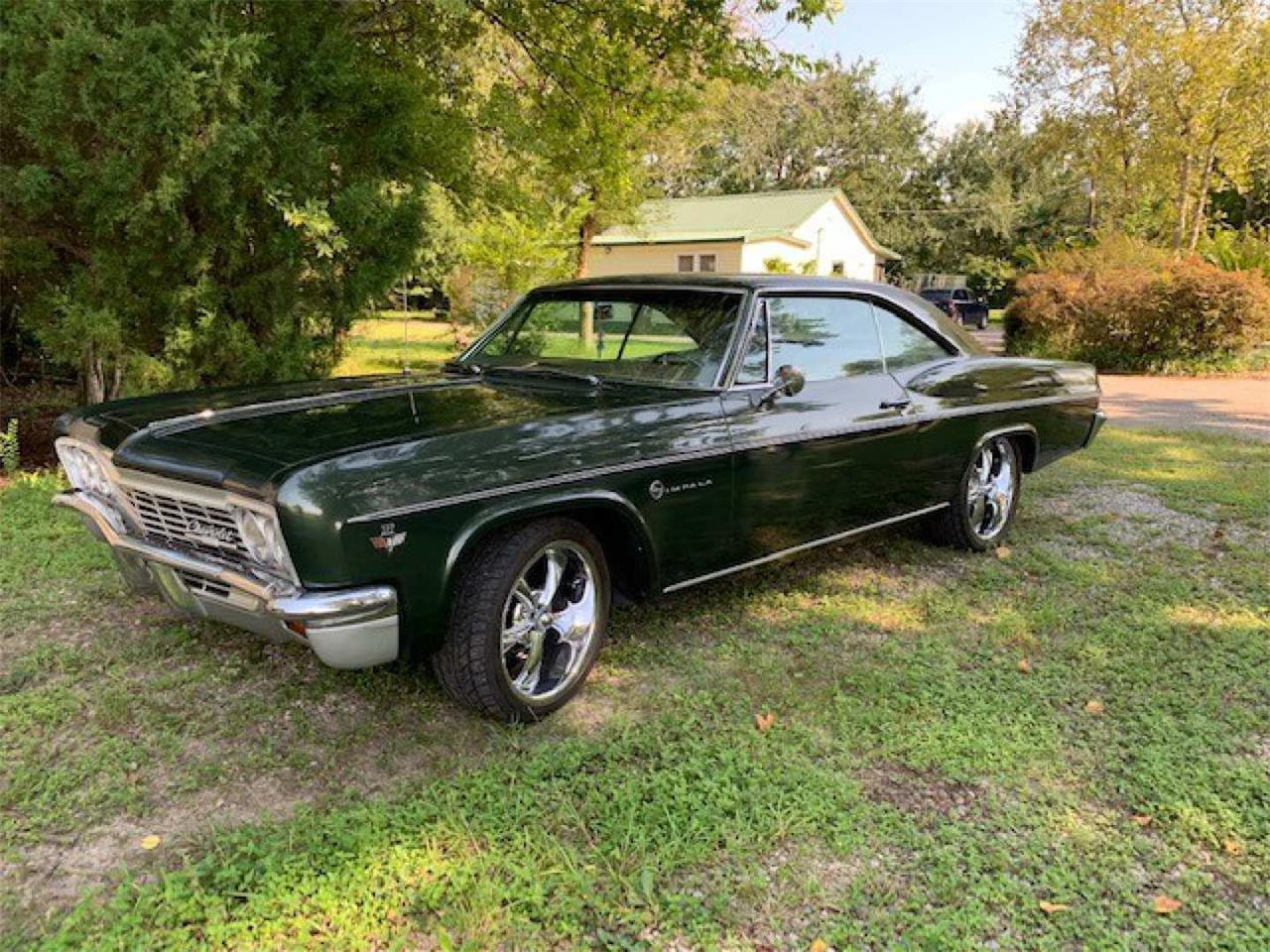 Large Picture of '66 Impala - R1TM
