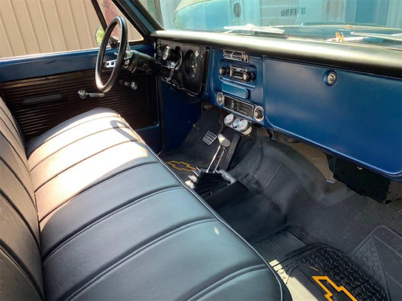 Large Picture of Classic 1968 C10 located in Biloxi Mississippi Auction Vehicle - R1TN