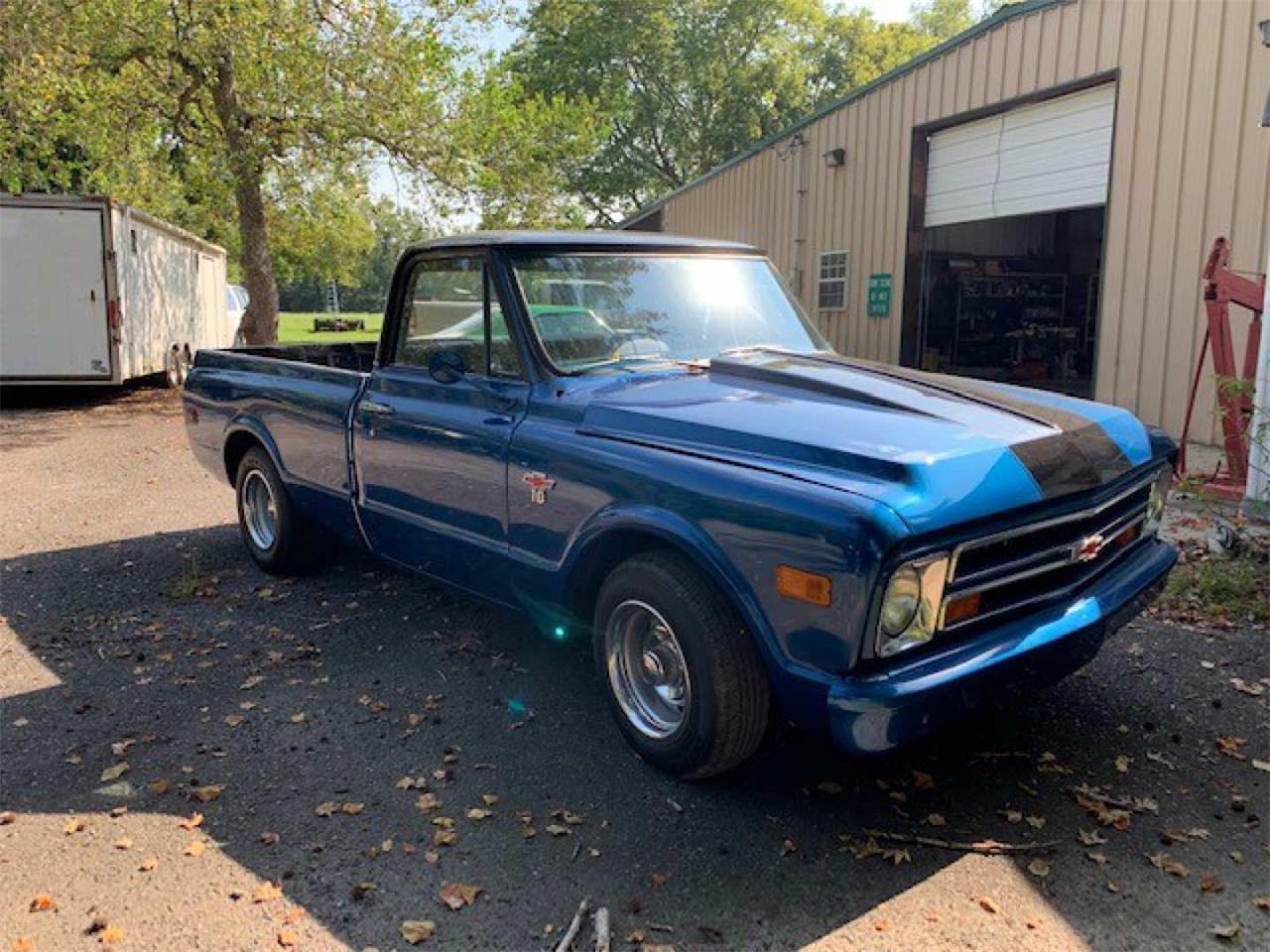 Large Picture of Classic '68 C10 Offered by Vicari Auction - R1TN