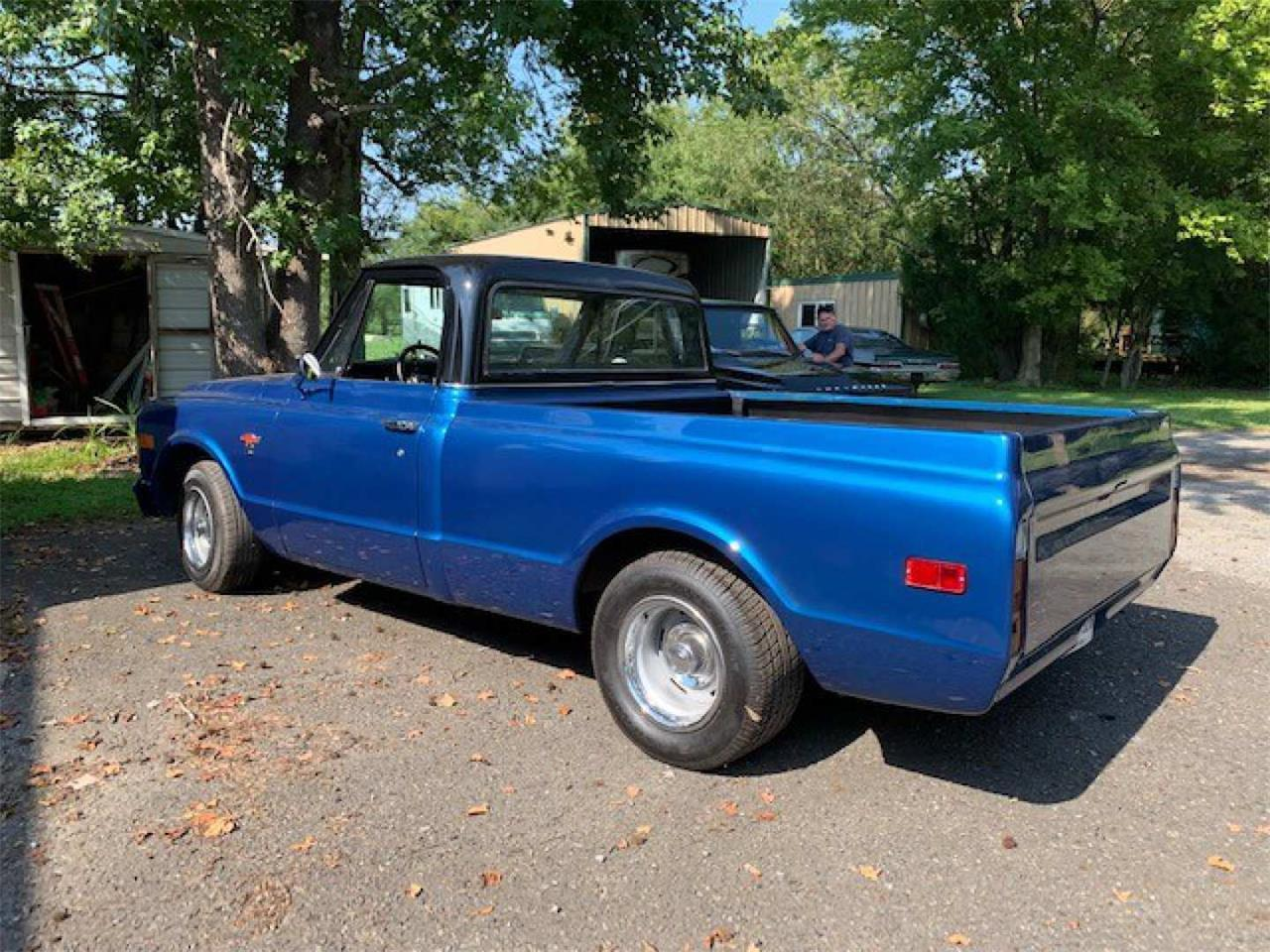 Large Picture of 1968 C10 located in Biloxi Mississippi Offered by Vicari Auction - R1TN