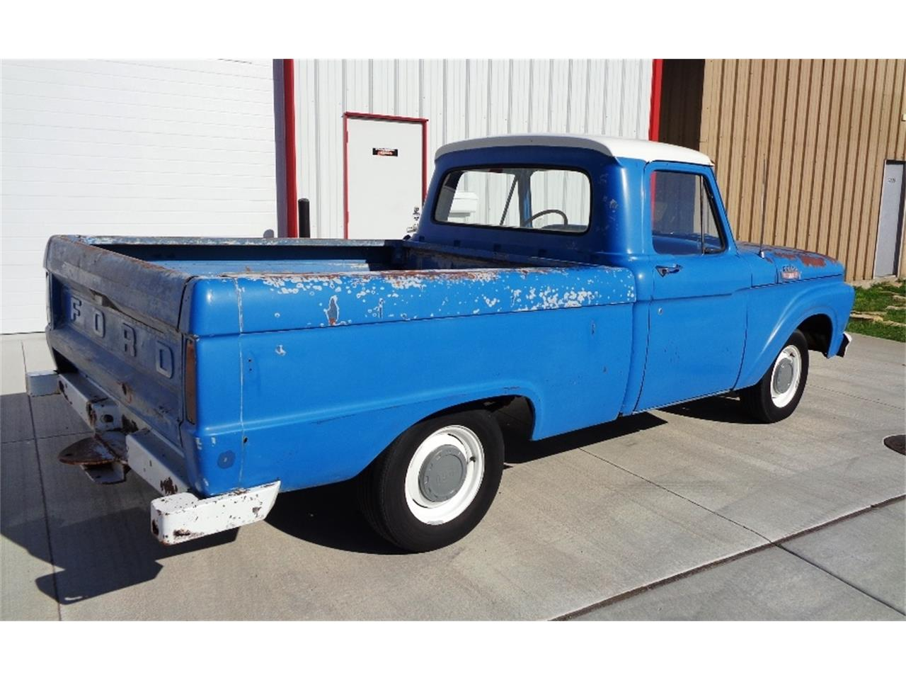 Large Picture of '64 F100 - R1TQ