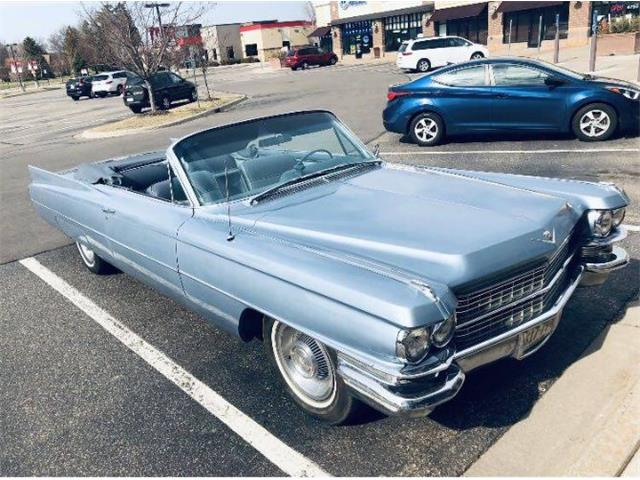 Picture of 1963 Coupe DeVille located in Cadillac Michigan - $25,495.00 Offered by  - R0DS