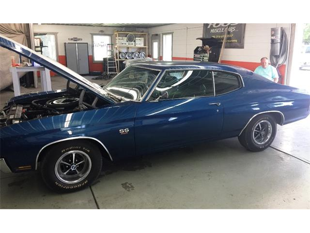 Picture of '70 Chevelle - R1TT