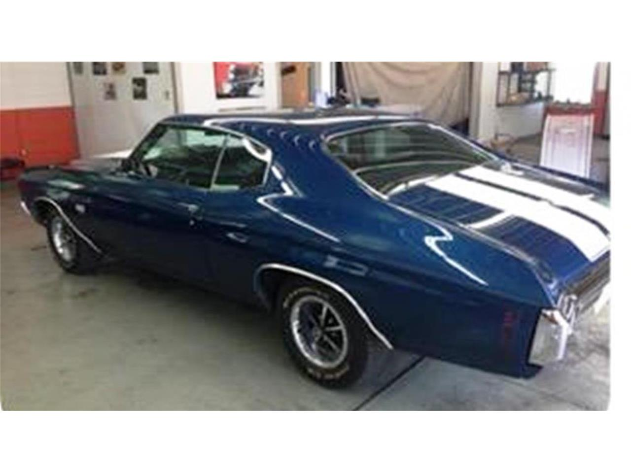 Large Picture of '70 Chevelle - R1TT