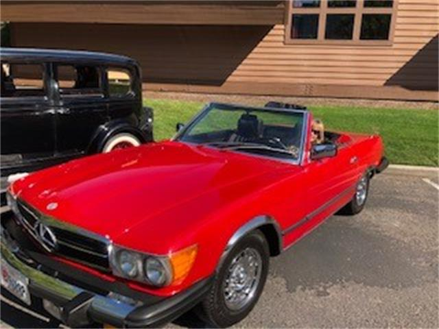 Picture of '79 450SL - R1TV