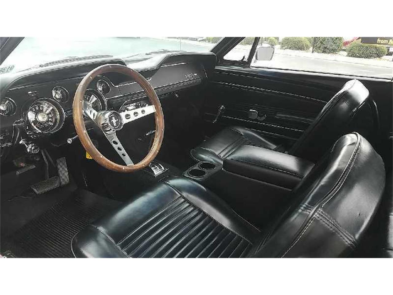 Large Picture of Classic 1967 Ford Mustang - R1U4