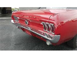 Picture of Classic 1967 Ford Mustang Auction Vehicle Offered by Motley's Richmond Auto Auction - R1U4