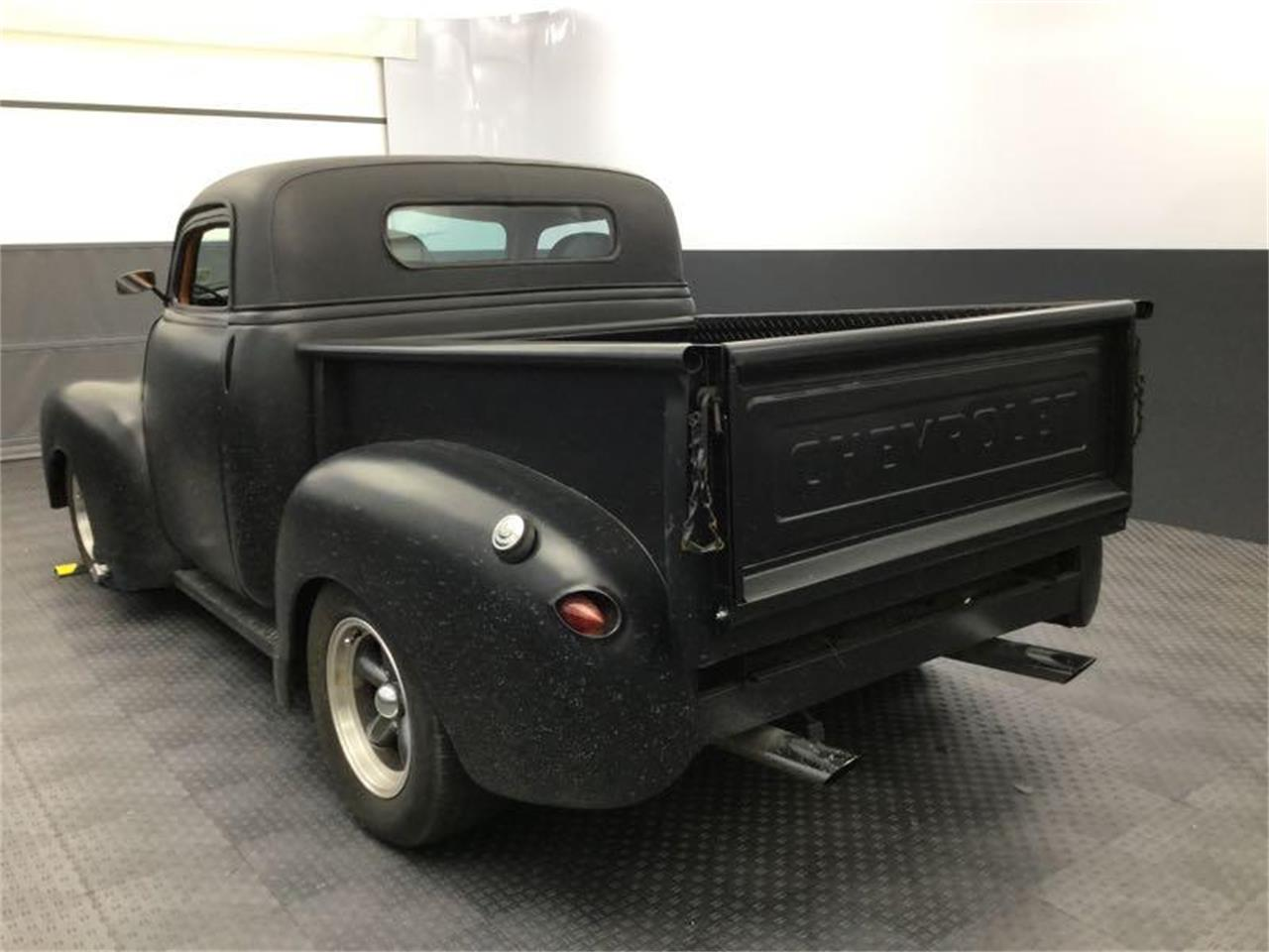 Large Picture of Classic 1955 Chevrolet Pickup located in Richmond Virginia Auction Vehicle Offered by Motley's Richmond Auto Auction - R1UO