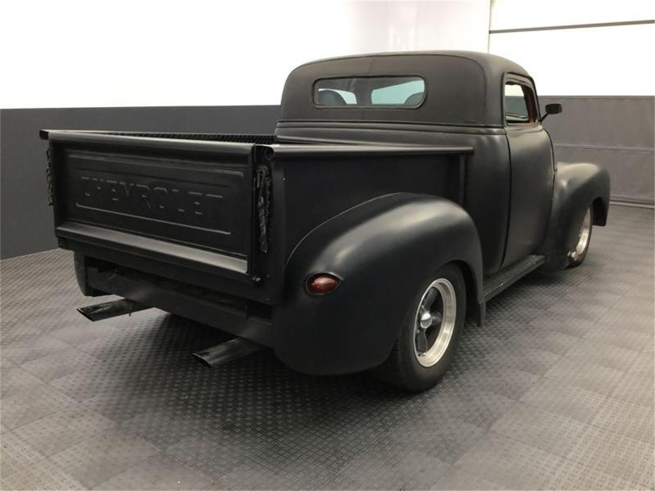 Large Picture of Classic 1955 Chevrolet Pickup located in Richmond Virginia Auction Vehicle - R1UO
