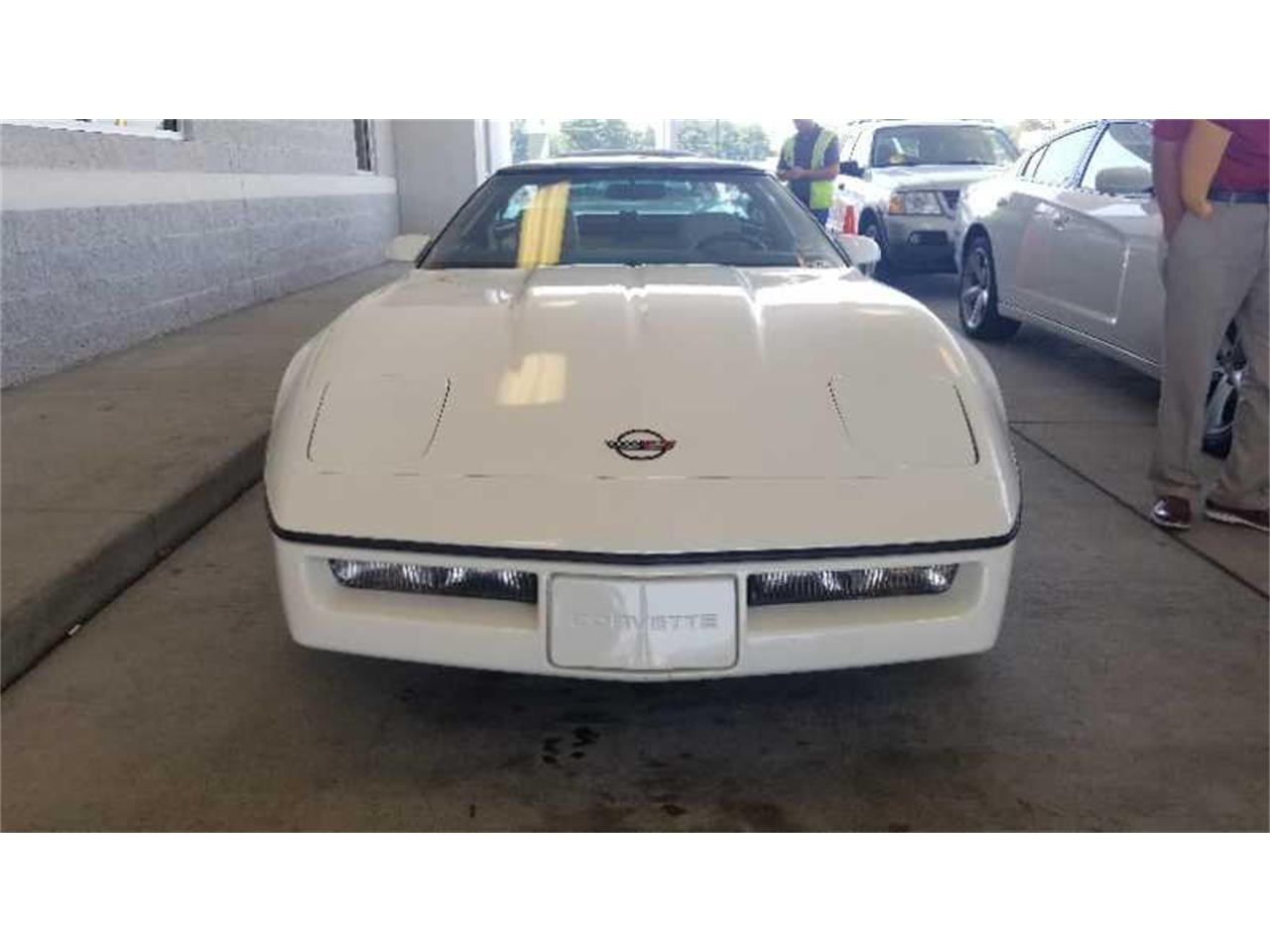 Large Picture of 1985 Chevrolet Corvette Auction Vehicle Offered by Motley's Richmond Auto Auction - R1UP