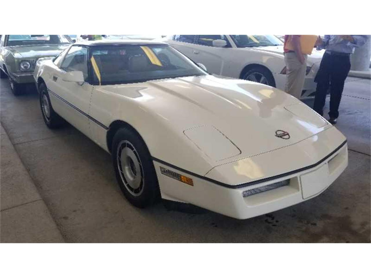Large Picture of 1985 Chevrolet Corvette located in Virginia Auction Vehicle - R1UP
