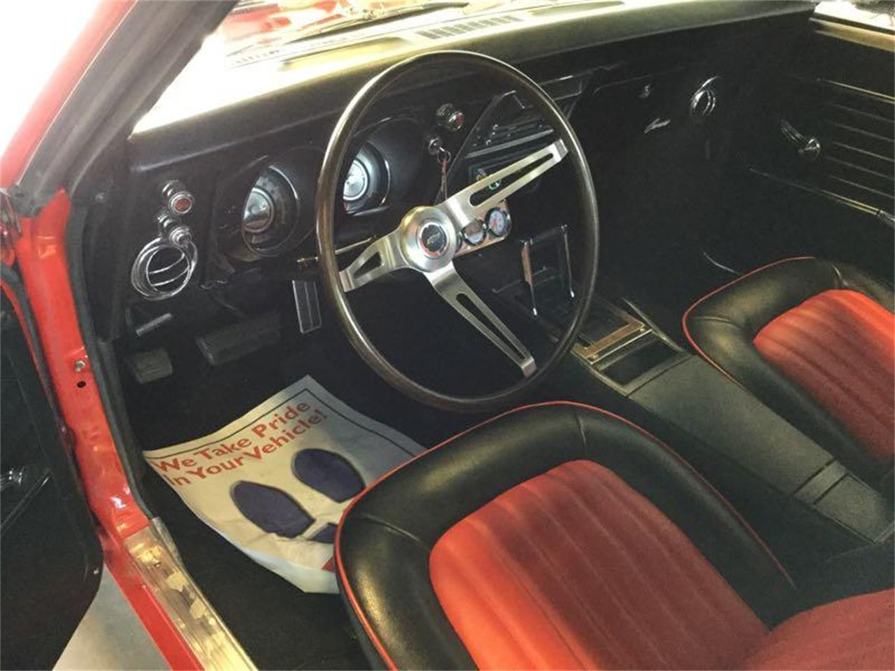 Large Picture of '68 Camaro - R1US