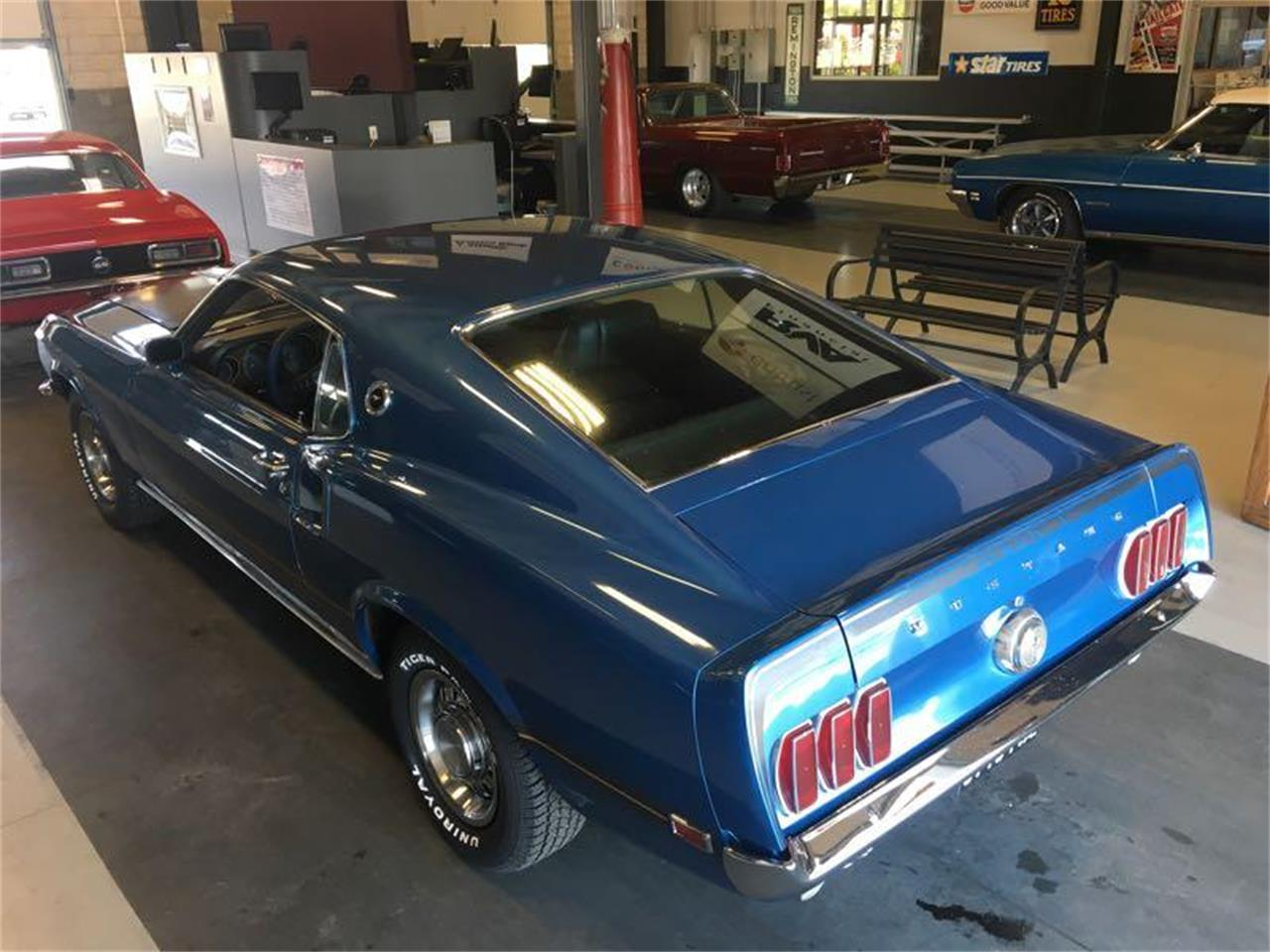 Large Picture of '69 Mustang - R1UU
