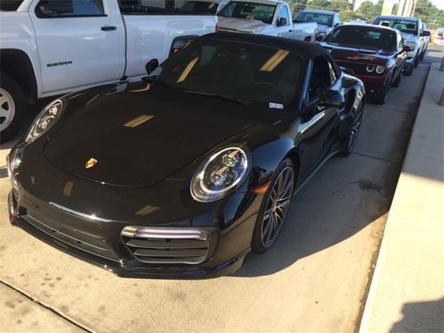 Picture of '19 911 Turbo Auction Vehicle - R1V6