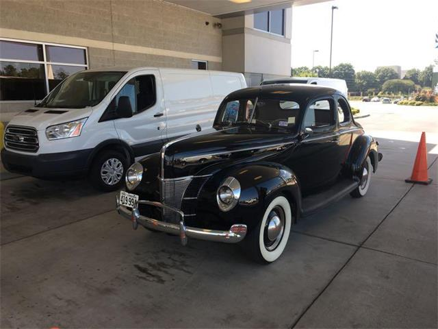 Picture of Classic 1940 Ford Deluxe located in Richmond Virginia Auction Vehicle Offered by  - R1V7