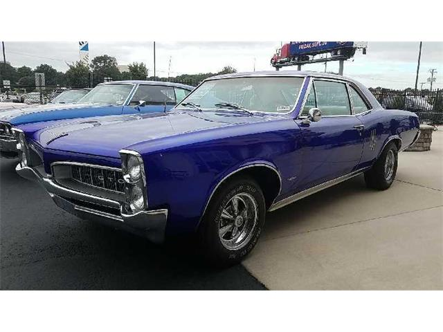 Picture of '67 GTO Auction Vehicle - R1VC