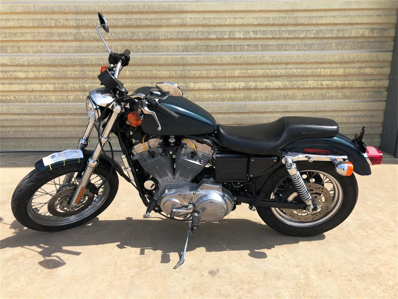 Large Picture of '01 Harley-Davidson Sportster Offered by F & E Collector Auto Auctions - R1VQ