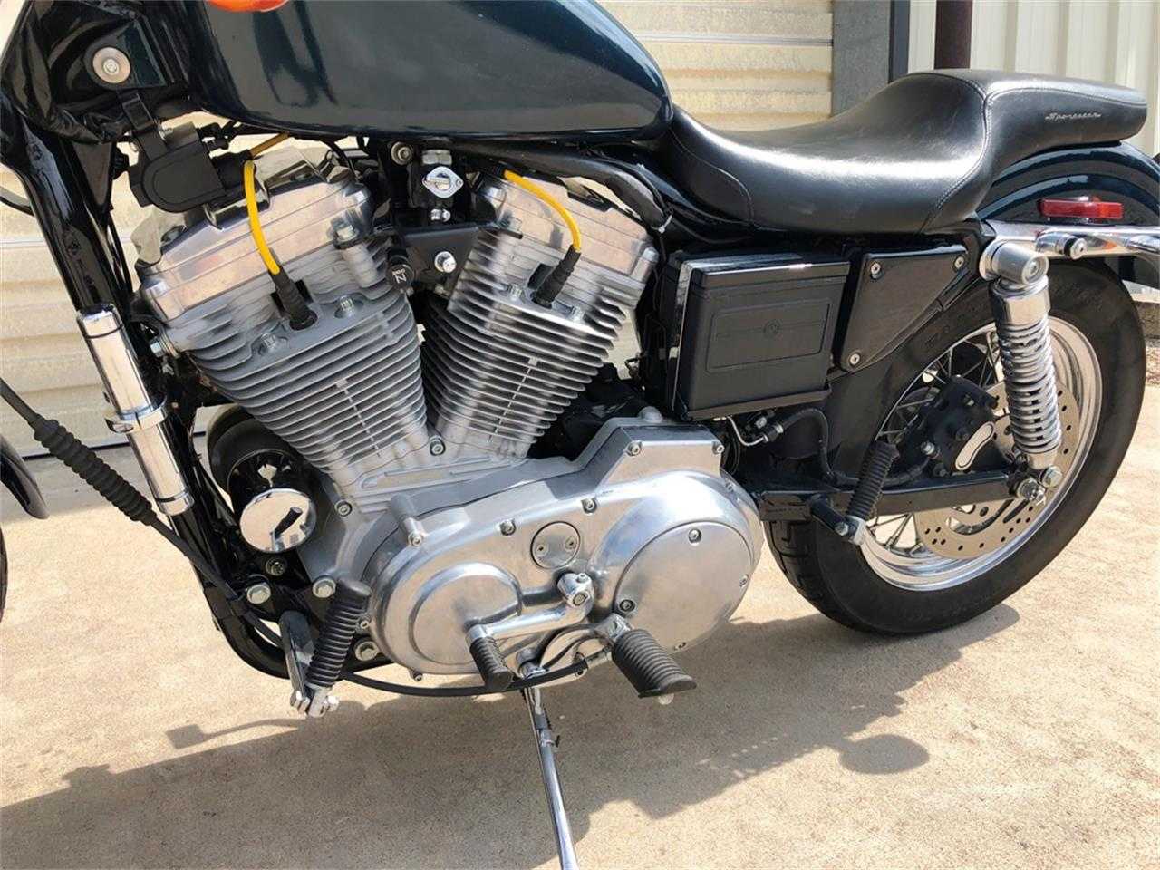 Large Picture of 2001 Harley-Davidson Sportster Auction Vehicle Offered by F & E Collector Auto Auctions - R1VQ