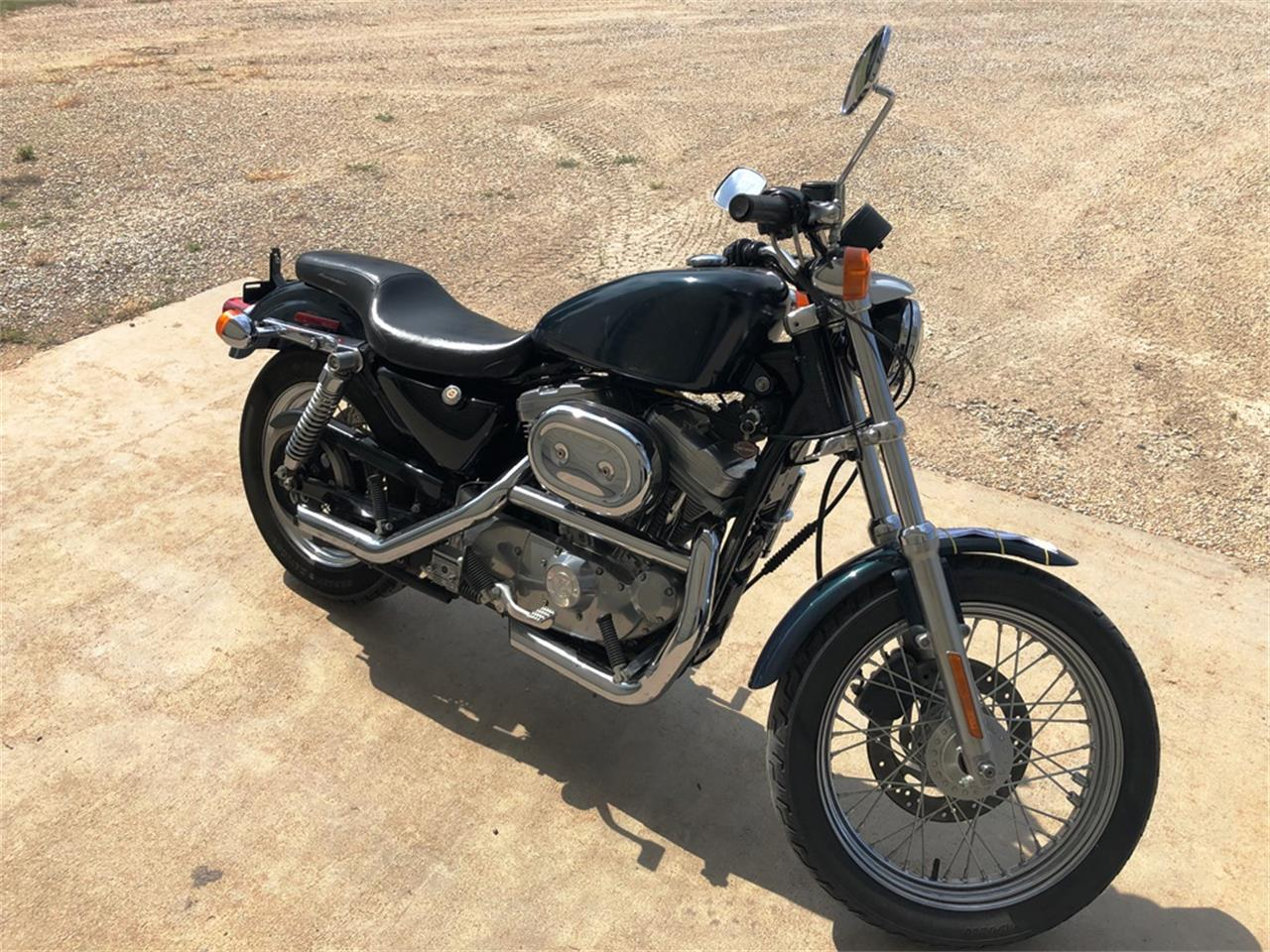 Large Picture of '01 Harley-Davidson Sportster Auction Vehicle Offered by F & E Collector Auto Auctions - R1VQ