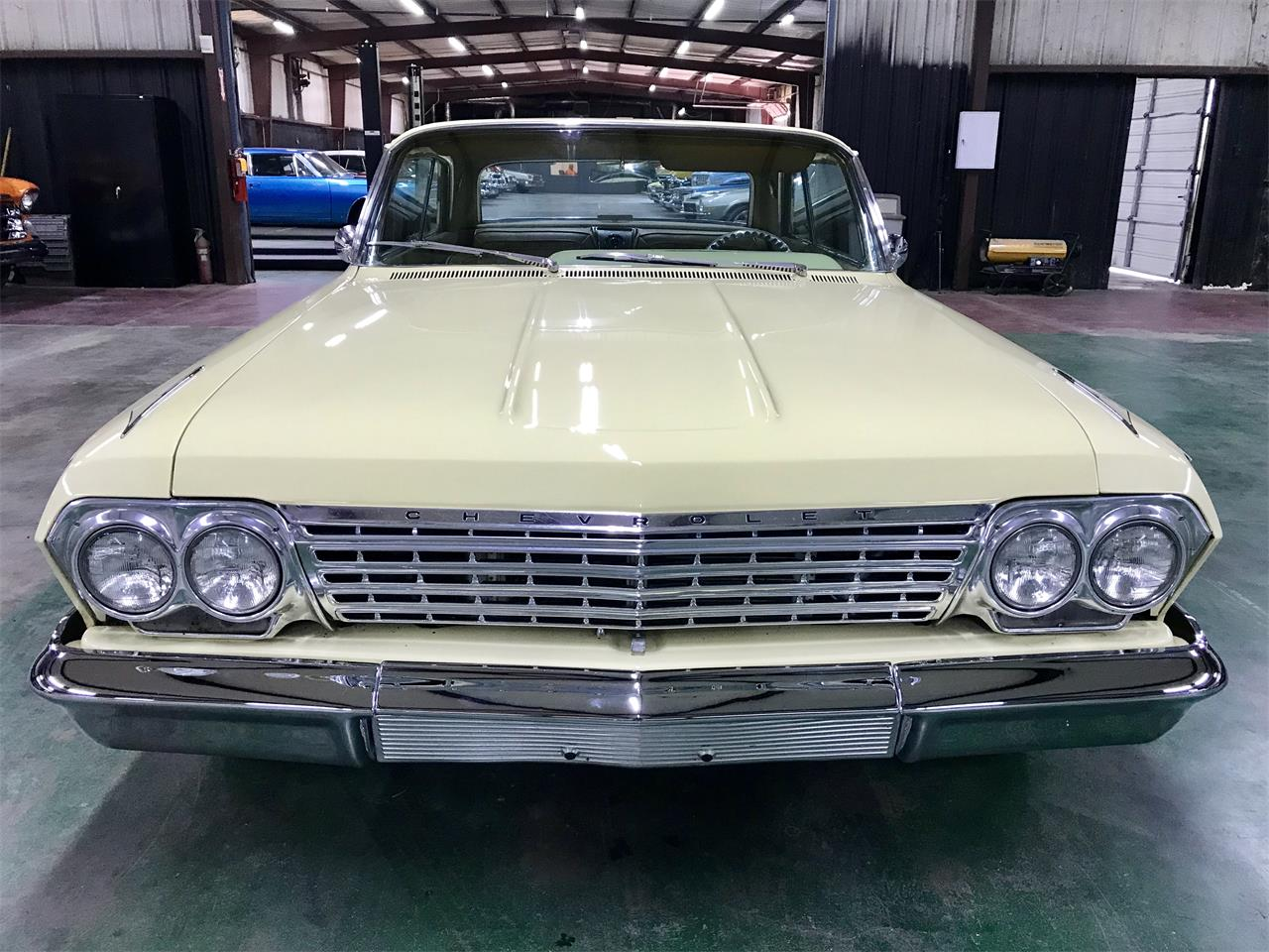 Large Picture of '62 Impala - R1VT