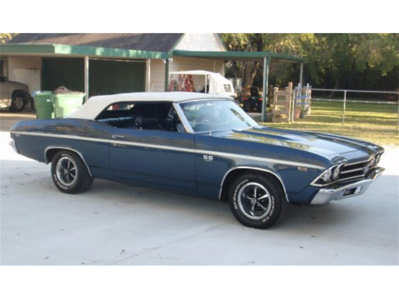 Large Picture of '69 Chevelle SS - R1VX