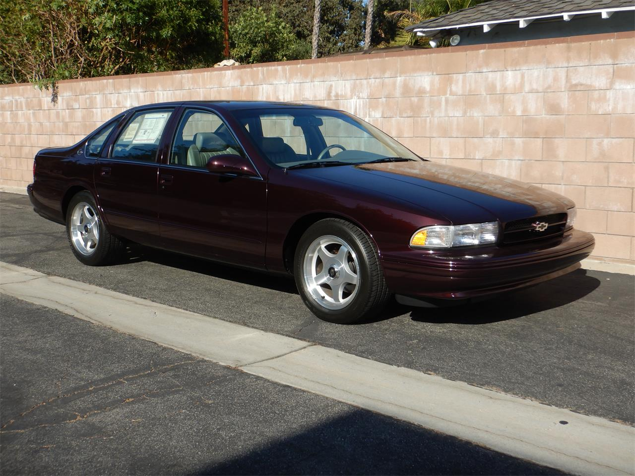 Large Picture of '96 Impala SS - R1W5