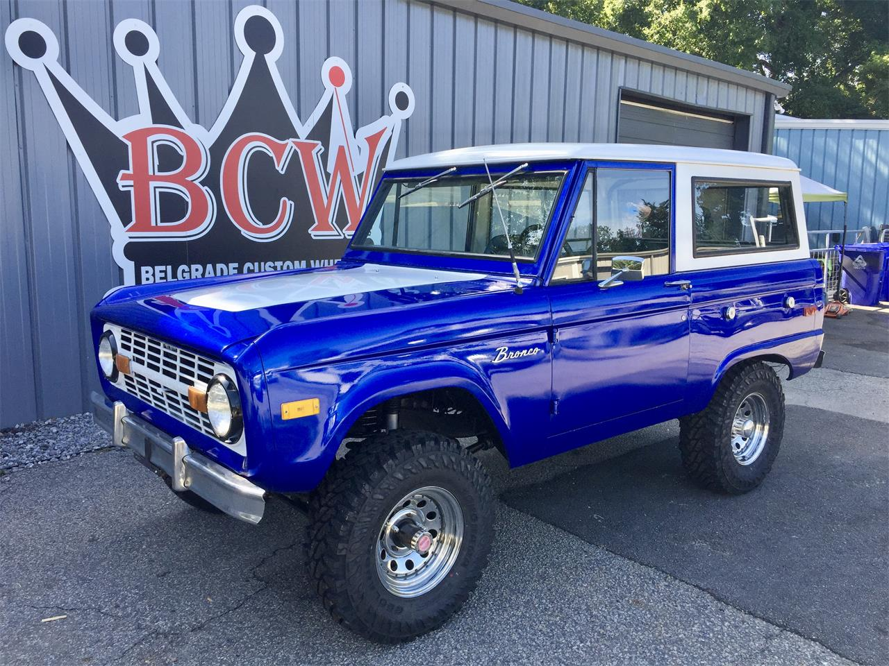 Large Picture of 1976 Ford Bronco - R1W8